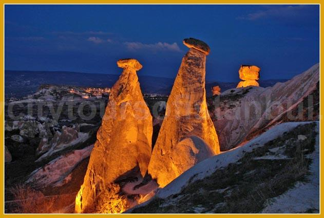 Night 2 days cappadocia